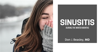 Can You Get Sinusitis During The Winter?   Boise ENT