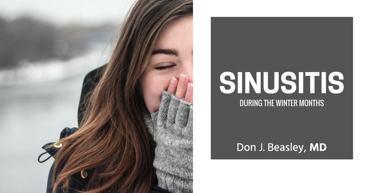 Can You Get Sinusitis During The Winter? | Boise ENT